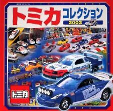 Tomica Collection 2002 catalog book