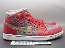 Nike Air Jordan I 1 23/501 Levi's Denim Pack Retro 2008 Shoe Only sz 11