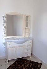 arredo bagno avorio decape' con lavabo-mobile bagno contemporaneo avorio