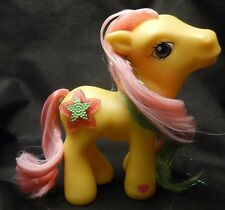 """MY LITTLE PONY Star Surprise Crystal Design Tinsel Hair Free US Ship 5"""" '06"""