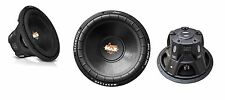 LANZAR MAXP154D MaX Power 2000W / RMS 1000W SUBWOOFER SPL 38cm / 15in