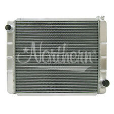 Northern 209675 Welded GM Chevy Universal Aluminum Radiator 26 x 19 RacePro IMCA