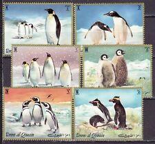 Umm-al-Qiwain - MNH - Vogels / Birds  (Pinguïns)