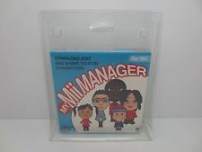 Datel Nintendo Wii MY Mii MANAGER Character Software program video game
