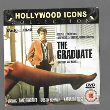 1 newspaper promo dvd complete film THE GRADUATE dustin hoffman anne bancroft