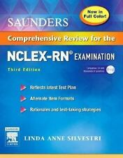 Saunders Comprehensive Review for the NCLEX-RN (R) Examination Full Color Reprin