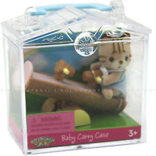 Kids Gift Sylvanian Families Rabbit Calico Critters 1.5'' Doll figure Toy M335