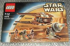 Star Wars Lego 4478 Geonosian Fighter ~ New Sealed * BNIB * Rare
