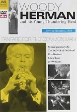 Woody Herman: Fanfare for the Common Man- Live in Houston Young Thundering Herd