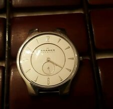 Skagen mens watch ultra slim swiss quartz