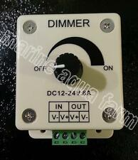 AQUARIUM LED DIMMER UNIT 12 - 24v, CREE, PENDANT, STRIP, BLUE, MOONLIGHT FISH