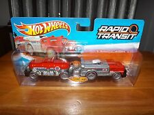 HOT WHEELS RAPID TRANSIT, FAST FREIGHT, NEW IN PACKAGE, 2011