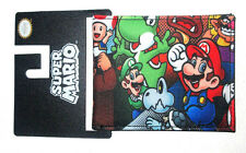 MENS SUPER MARIO BIFOLD WALLET