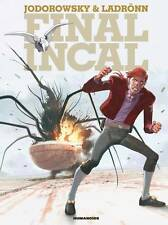 FINAL INCAL DELUXE COFFEE TABLE EDITION BOOK HUMANOIDS JODOROWSKY