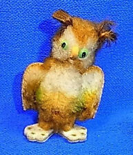 Vintage German Animal OWL Schuco # BH