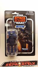 Star Wars Vintage Collection VC34 Jango Fett 2010 Mint on card.