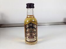 Mignonnette minibottle whiskey whisky chivas regal