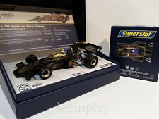 "Slot SCX Scalextric Superslot Legends H3703A Lotus 72E ""John Player Special"" Nº2"