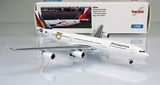"""Herpa Wings 529341 philippine airlines airbus a340-300"""" 75th Anniversary"""""""