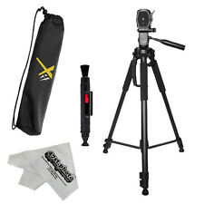 "New Kit 72"" Inch Pro Series Full Size Heavy Duty Universal Camera Tripod (Black)"
