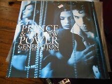 ORIGINAL PRINCE LP DIAMONDS AND PEARLS MADE IN UK NM NEVER SEALED R&B NEO SOUL