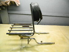 74 Kawasaki S3 S3F KH 400 Triple Mach II sissy bar rear passenger back rest rack