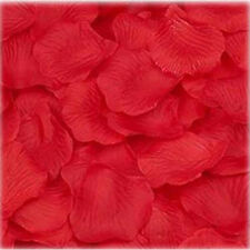 1000PC Silk Artificial Flower Rose Petals Wedding Party Decorations RD