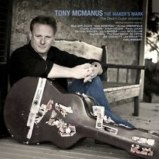 Marker's Mark: The Dream Guitar Sess - Tony Mcmanus (2009, CD NIEUW)