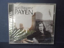 GUILLAUME PAYEN Transparent 8360872 CD ALBUM