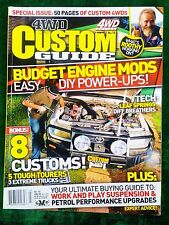 4WD CUSTOM GUIDE - OFFROAD - SPECIAL ISSUE: 50 PAGES OF CUSTOM 4 WHEEL DRIVES