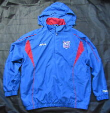 Ipswich Town FC All-Weather jacket MITRE Blues /The Tractor Boys /men/ size XL