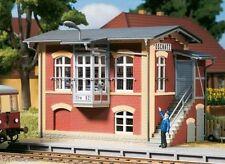 SH Auhagen 11411 Stellwerk Oschatz Bausatz HO