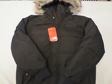 THE NORTH FACE GOTHAM JACKET II TNF BLACK CYK7JK3 Mens SIZE XL NWT