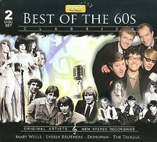 Best of the 60s [Diamond] [Box] by Various Artists (CD, Jan-2008, 2 Discs,...