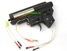 Quick Interchange Spring AEG Complete gearbox Ver.2 for MARUI G&P (Front Wiring)