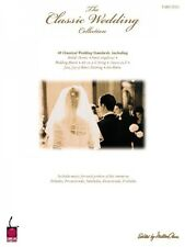 The Classic Wedding Collection Sheet Music Piano Solo Piano Collection 002500111