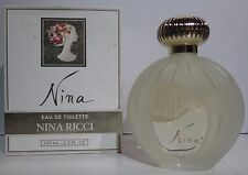 Nina by NINA RICCI 100ml EdT Eau de Toilette NEU