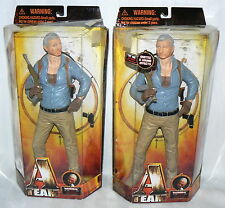 A-Team Action Figure Hannibal 12 Inch Talking Figure SET OF 2