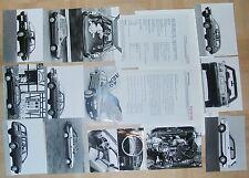 Toyota Corolla Pressemappe 1989 press information Nr3 Auto PKWs Japan Asien Asia