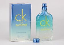 Calvin Klein - CK ONE Summer 68.1-3.4oz EDT Eau de Toilette NIP