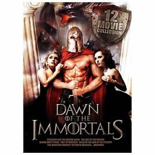 Dawn of the Immortals: 12 Movie Collection (DVD, 2013, 3-Disc Set)