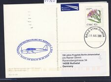 55760) So-LP 100 J.Berlin Johannisthal Bonanza 26.9.2009, Zul. card Irland