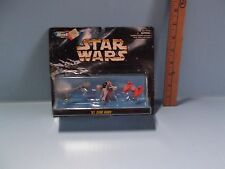 Micro Machines VI Star Wars Collection Escort Frigate, Slave 1 & Bespin Twin-Pod