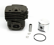 CYLINDER & PISTON ASSEMBLY FITS HUSQVARNA 365 CHAINSAWS (SQUARE PORT) NEW.