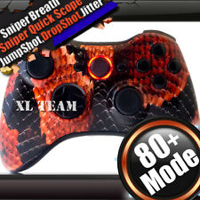 BOA XBOX 360 RAPID FIRE MODDED CONTROLLER BLACK OPS 3 MW3 COD GHOSTS JITTER