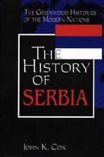 The History of Serbia-ExLibrary