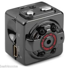 SQ8 Full HD 1080P Mini Car DV DVR Camera Spy Hidden Camcorder IR Night Vision DH