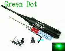 Green Laser Bore Sight kit .22 to .50 Caliber for Rifles Handgun Boresighter F14
