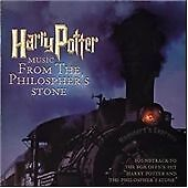 Soundtrack Compilation : Harry Potter - Music from the Philosophers Stone CD