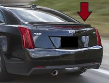 PRE-PAINTED REAR SPOILER FOR 2015-2017 CADILLAC ATS 2DR COUPE - 3M TAPE NO DRILL